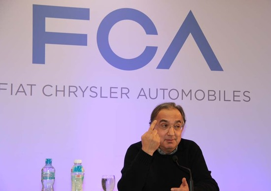 FCA, Marchionne presenta il piano industriale 2022. Segui il LIVE!