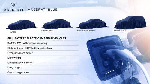 Maserati: Alfieri, D-SUV ed elettriche nel piano industriale 2018-2022 (5)