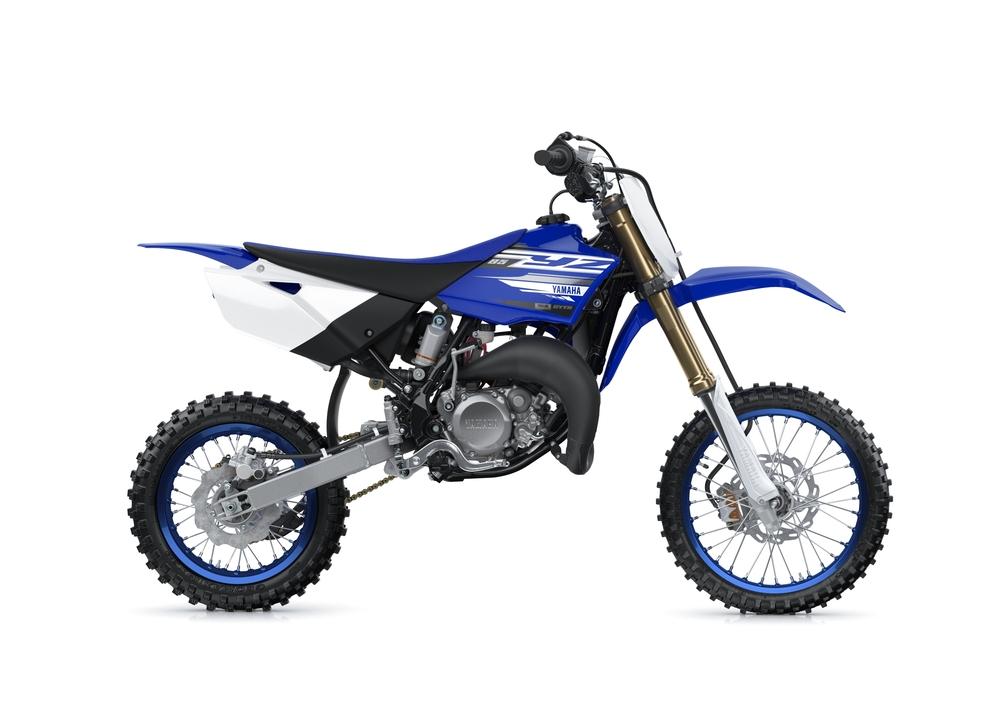 Yamaha YZ 85 LW (2019) (2)