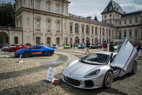 Salone dell'Auto di Torino: le foto più belle del Parco Valentino (5)