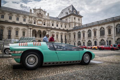 Salone dell'Auto di Torino: le foto più belle del Parco Valentino (9)