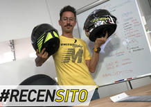 Suomy Speedstar. Recensito casco sport-touring in fibra