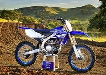 Nuove Yamaha Cross YZ250F e YZ85 2019
