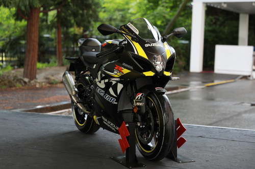 Suzuki GSX-R 1000 BeeRacing. Special replicabile (3)