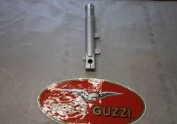 GAMBALE FORCELLA Moto Guzzi FODERO STELO V35/V50/V65 CUSTOM SX GRIGIO
