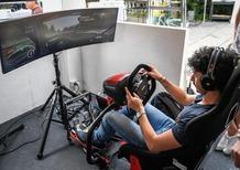 Parco Valentino, i simulatori al nostro stand