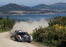 WRC18 Italia Sardegna. Ecco spuntare il miglior Ogier (Ford M-Sport)
