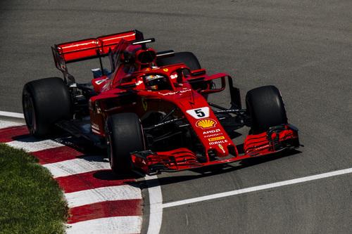 F1, GP Canada 2018: vince Vettel (2)