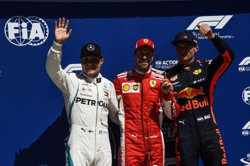 F1, GP Canada 2018: vince Vettel (9)
