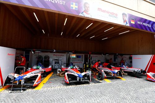 Formula E, ePrix di Zurigo: vince Di Grassi (7)