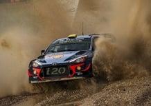 WRC18 Italia Sardegna. Neuville e Hyundai verso l'Infinito e oltre!