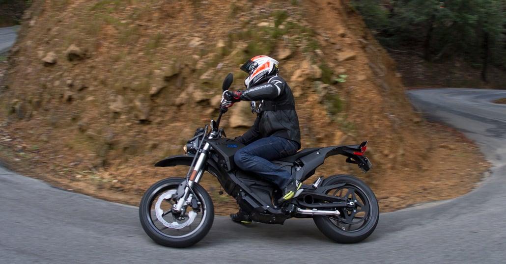 Zero Motorcycles FXS