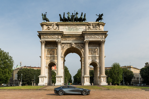 Mazda Vision Coupé a Milano, con il nuovo stile artistico della Casa giapponese [video] (4)