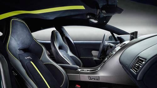 Aston Martin Rapide AMR, la serie limitata da 600 CV (3)