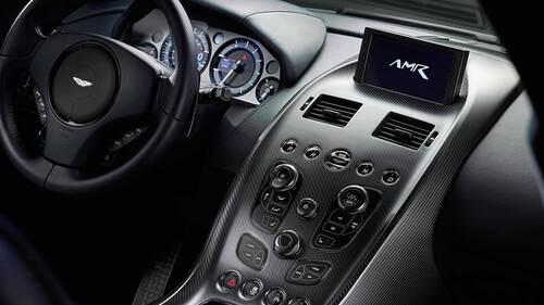 Aston Martin Rapide AMR, la serie limitata da 600 CV (5)