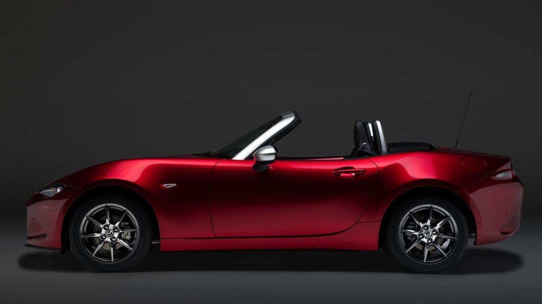 Mazda MX-5 Limited Edition Pollini Heritage