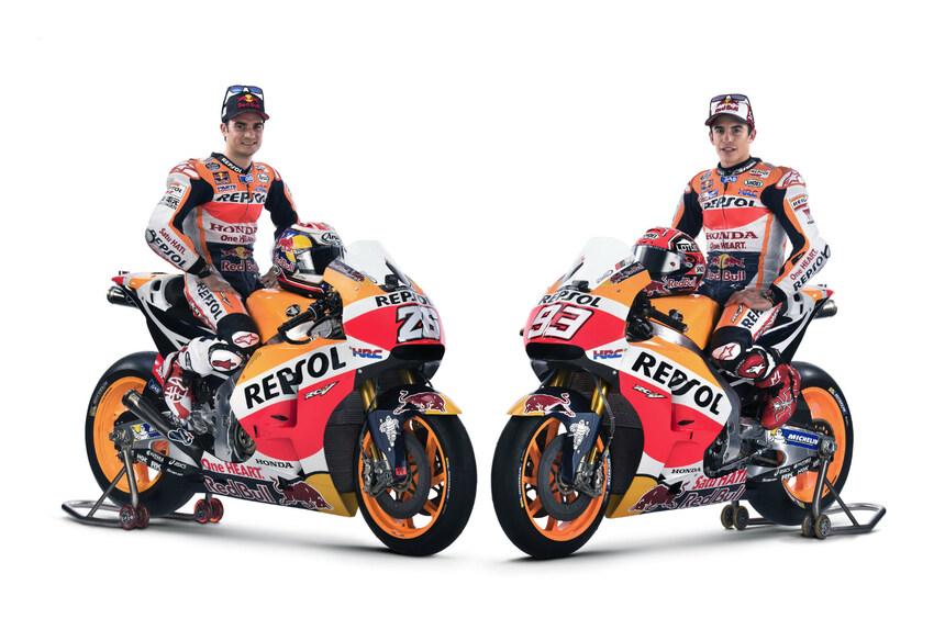 MotoGP. Presentata la nuova Honda RC 213V 2016