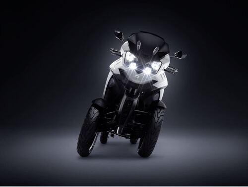 Quadro Qooder, finalmente in commercio lo scooter antibuche (5)