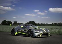 Aston Martin Vantage GT3 e GT4, debutto a Le Mans