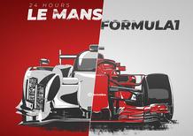 Formula 1 Vs Le Mans, Quale meglio: impianti e prestazioni di frenata