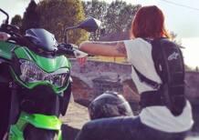 Come vi vestite in moto, d'estate? Discussione della settimana