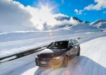 #Audi20quattro, le prime fasi della gara