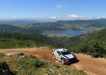 WRC18 Italia Sardegna. Hyundai & Michel Nandan: Giusti!