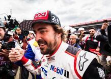 """Fernando Alonso a 2/3 della """"Triple Crown"""""""