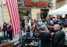 Harley-Davidson Messina, Italia