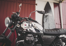 Moto Guzzi V7 III Limited, debutto a Wheels & Waves