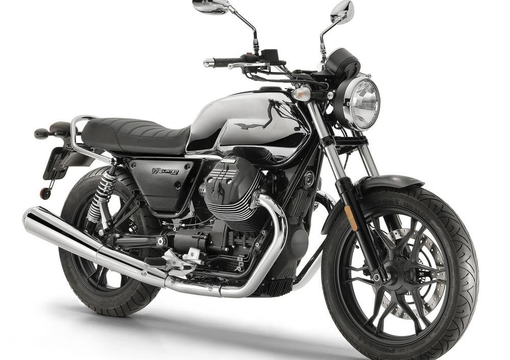 Moto Guzzi V7 III Limited (2018)