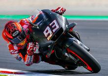 Test MotoGP. A Barcellona il più veloce è Márquez