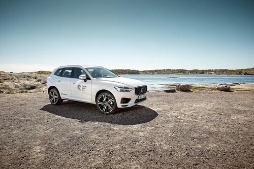 Volvo, dal 2025 ogni vettura nuova avrà il 25% di plastica riciclata (9)