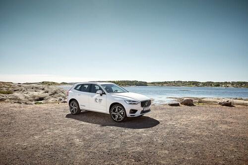 Volvo, dal 2025 ogni vettura nuova avrà il 25% di plastica riciclata (5)