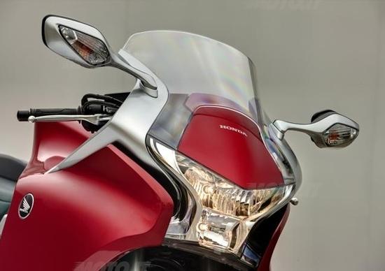 Honda VFR1200F: fatti toccare!