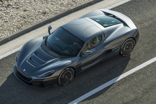 Porsche compra il 10% di Rimac (2)