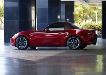 Mazda MX-5: il model year 2019 è più potente