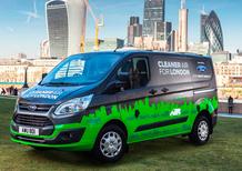 Volkswagen-Ford, un'alleanza per veicoli commerciali elettrici