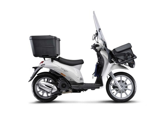 Piaggio: 250 Liberty per le poste croate