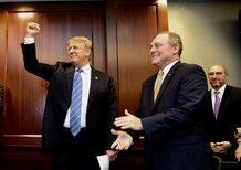 Dazi USA: Trump mette in guardia anche le auto europee
