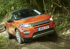 Land Rover Discovery (2014->>)