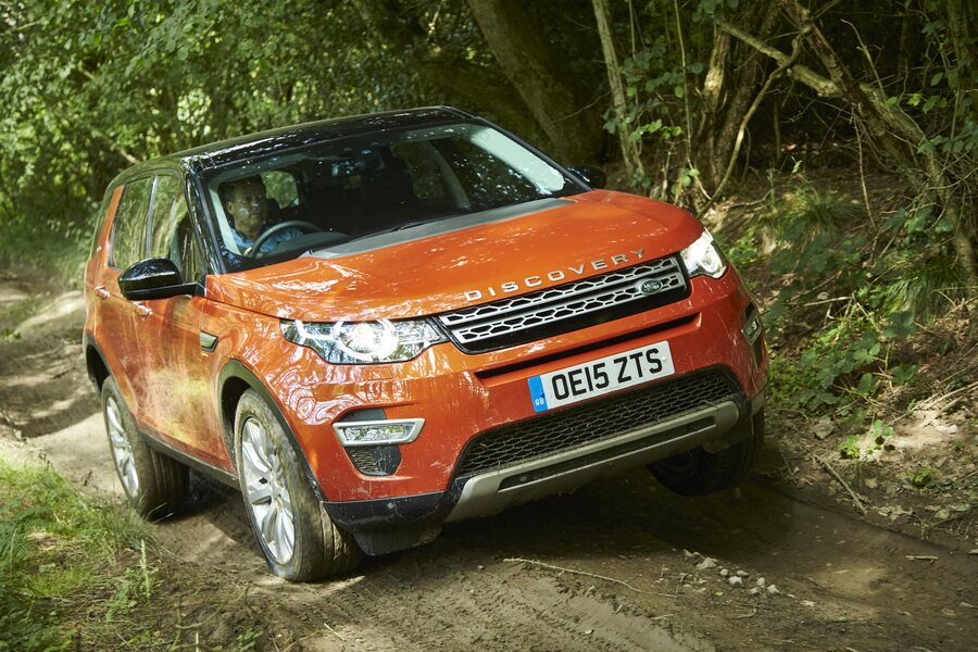 Land Rover Discovery Sport 2.0 Si4 200 CV AWD Auto R-Dynamic HSE