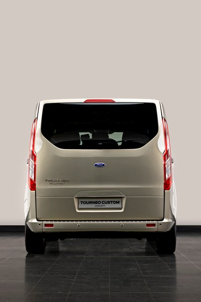 Ford Tourneo (5)