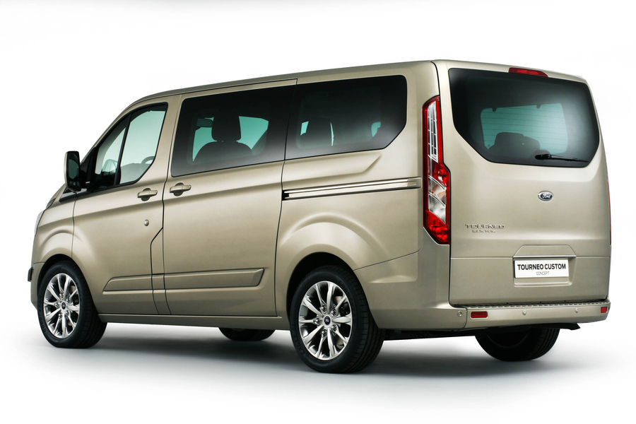 Ford Tourneo (4)