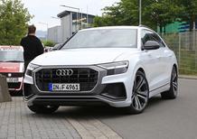 Audi S Q8 in arrivo la versione più sportiva