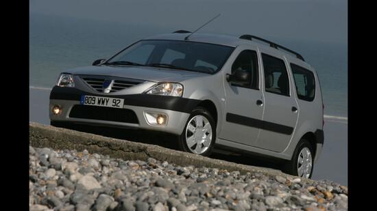 Con la Dacia Logan MCV del 2006 il marchio rumeno allarga il proprio mercato a Ovest
