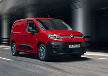 Nuovo Citroen Berlingo Van M e XL