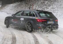 20quattro Ore delle Alpi: come si è comportata la nostra Audi A4 Avant