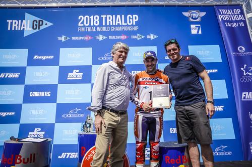 Trial Mondiale in Portogallo. Toni Bou sale a quota 100!