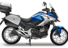 Honda NC 750 X ABS Travel Edition (2018 - 19)